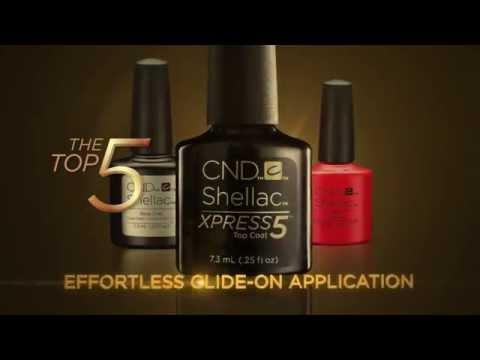 5XPRESS CND TOP