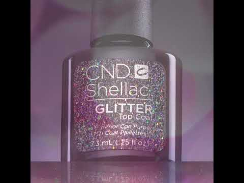 CND Shellac Top coat Alluring Trilogy