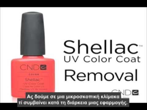Shellac Removal QT