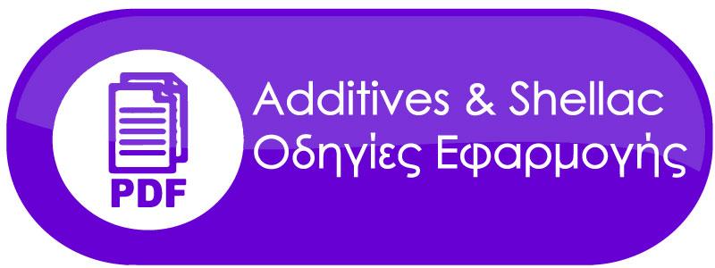 Additives & Shellac Οδηγίες Εφαρμογής
