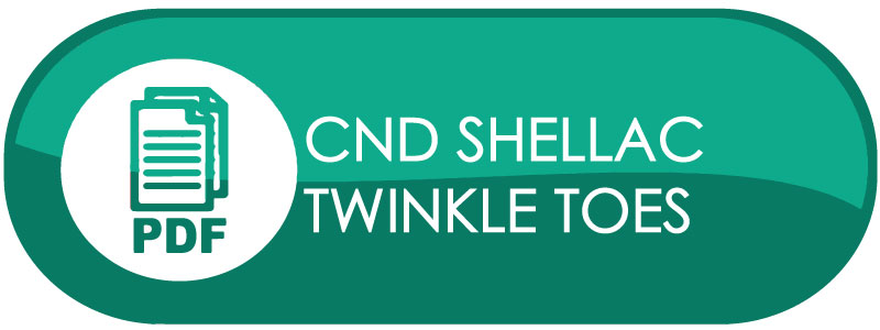 Shellac Twinkle Toes Οδηγίες Εφαρμογής